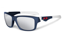 Oakley Jupiter Squared matte navy/chrome iridium